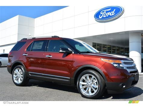 2015 bronze ford explorer xlt 103460558 photo 3 gtcarlot car color galleries