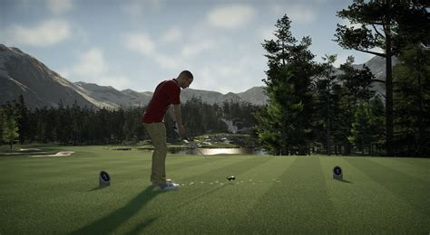 The Club the golf club 2 screenshot 4 for ps4 operation sports