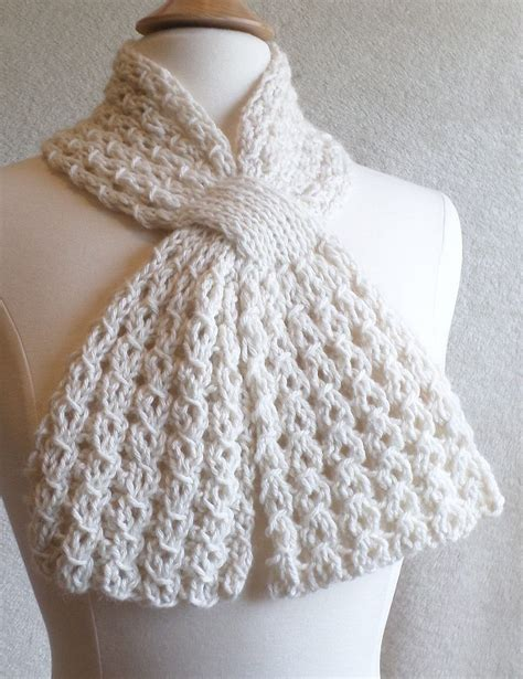 knitting pattern loopy scarf free knitting pattern for 4 row repeat loopy lace scarf