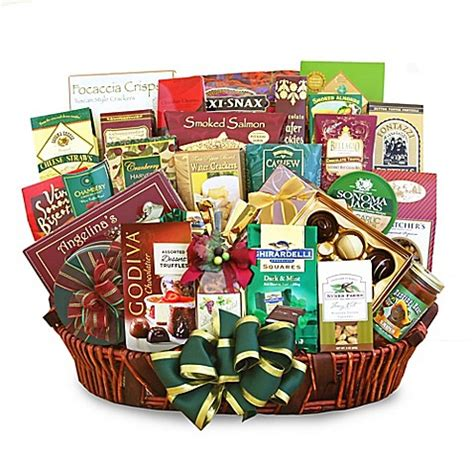 bed bath and beyond gift baskets buy in good company gift basket from bed bath beyond