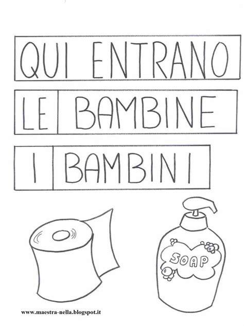 Bagno Della Scuola by Oltre 1000 Immagini Su Accoglienza Inserimento Regole