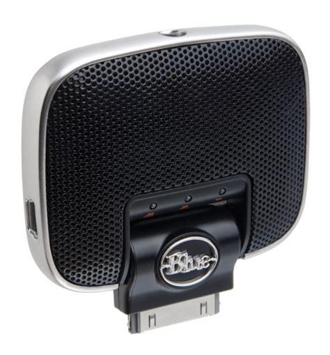 Biru Mikey Digital Sambungan Mikrofon For Iphone blue microphones mikey digital mikrofon pojemno蝗ciowy do ipod iphone