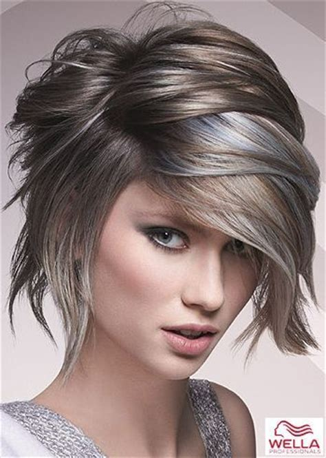 hairstyles grey hair funky best 25 gray highlights ideas on pinterest