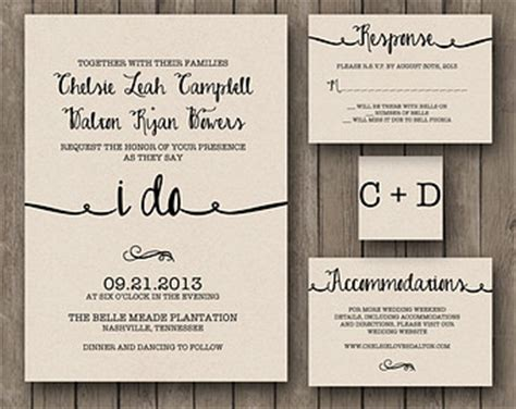 standard template for wedding card wedding invitation templates standard wedding invitation
