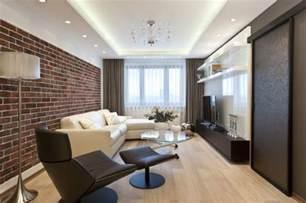 Wohnzimmer Tapezieren Modern 30 Wohnzimmerw 228 Nde Ideen Streichen Und Modern Gestalten