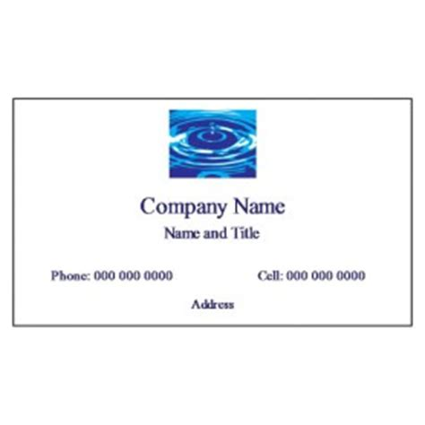 Avery 8875 Business Card Template by Free Avery 174 Template For Microsoft 174 Word Business Card 8874