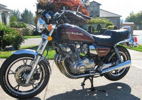 1980 Suzuki Gs 850 1980 Suzuki Gs 850 L Moto Zombdrive