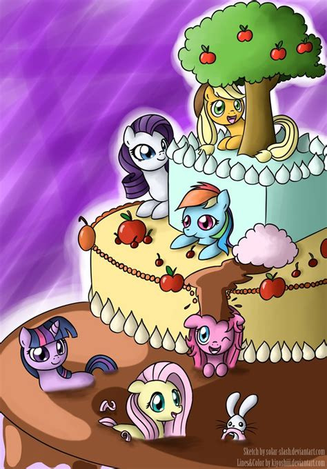 my little pony friendship is magic cake my little pony friendship is magic images pony cake d