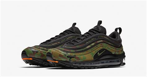 Nike Airmax Camo 01 nike air max 97 camo pack japan cool sneakers