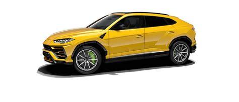 Konfigurator Lamborghini by Lamborghini Urus Configurator Is The Perfect Solution For
