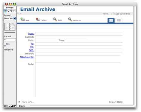 filemaker workflow mail to filemaker importer automated workflows