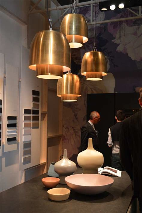 Low Hanging Dining Room Lights Top Kitchen Trends From Eurocucina Milan 2014 The