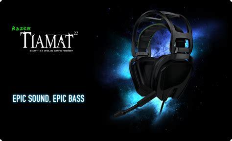 Razer Tiamat 2 2 razer tiamat 2 2 expert analog gaming headset black rz tiamat 2 2 techbuy australia