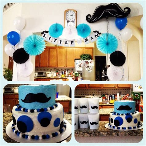 mustache themed baby shower decorations mustache theme baby shower