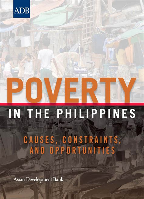 poverty   philippines  constraints  opportunities asian development bank