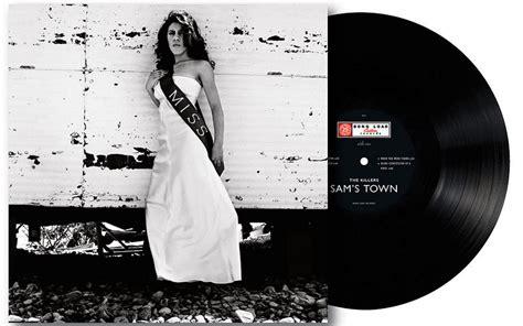 Cd Killers Sams Town Usa Press killers announce sam s town reissue vegas dates modern vinyl
