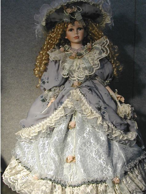 porcelain doll designers k b collection i want this she has such a beautiful