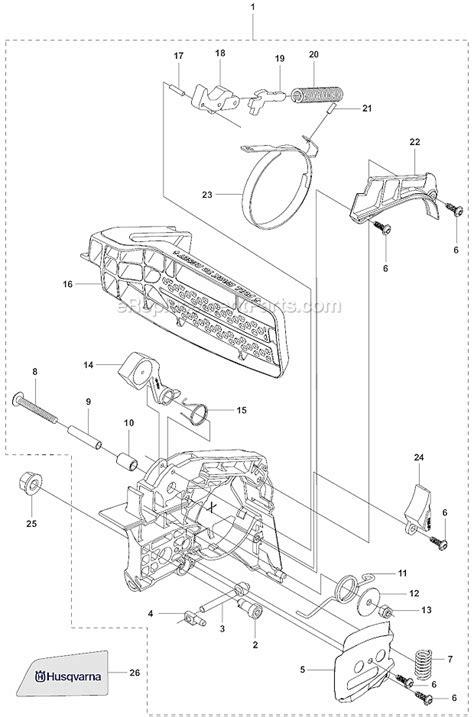 husqvarna 435 parts diagram husqvarna t435 parts list and diagram 2011 04
