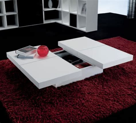 desain meja ruang tamu minimalis minimalist idcom