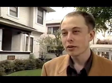 elon musk now and then young elon musk featured in documentary about millionaires