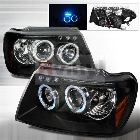 2000 Jeep Grand Headlights 2000 Jeep Grand Custom Headlights Aftermarket