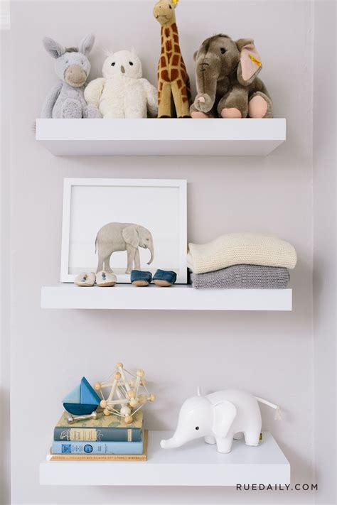 Nursery Decoration Best 25 Nursery Shelving Ideas On
