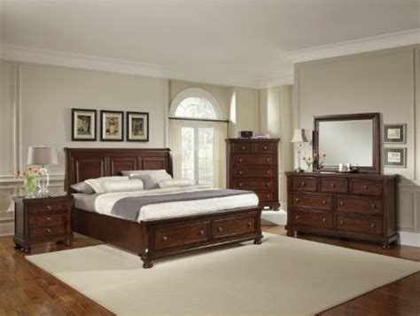 Reflections Bedroom Set by Bassett Furniture Clearance Center
