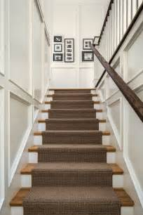 Stairs With Runners by Carpet Runners For Stairs Staircase Eclectic With Art