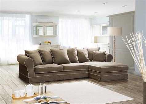sofa hussen nähen landhaus sofa husse primavera