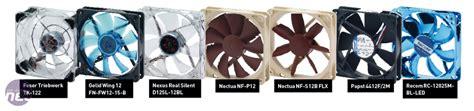 quietest fans 120mm what s the best 120mm fan bit tech