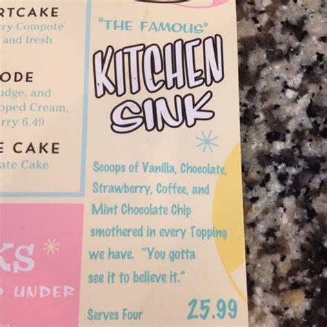 The Kitchen Sink Menu 68 Best Images About Restaurant Menus On Pinterest Flamingo Hotel Restaurant And Magic Kingdom