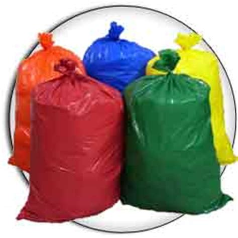 colored trash bags 55 gallon 36 quot x56 quot 2 0 mil lld colored trash bags can