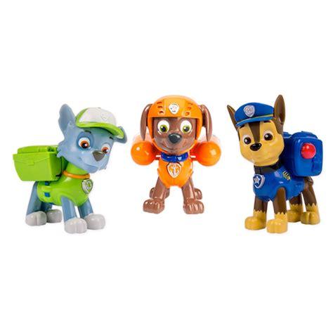 Toys Now Mainan Anak Figure Paw Patrol Amusement Park Taman Unik T pack pups 3pk figure set rocky zuma products paw patrol