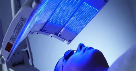 blue light for skin blue light treatment utah valley dermatology