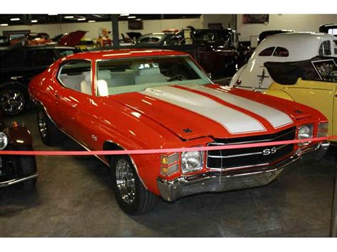 1972 chevrolet ss 1972 chevrolet chevelle ss for sale classiccars cc