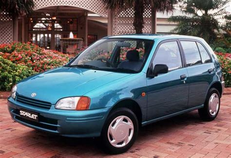 toyota starlet used toyota starlet review 1996 1999 carsguide