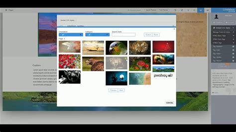 template joomla background image custom background image parallax for joomla template