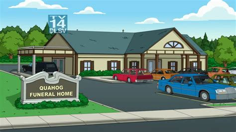 quahog funeral home family wiki fandom powered by