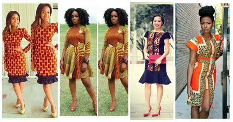 ankara short gown styles fashion gallery amazing ankara short gowns
