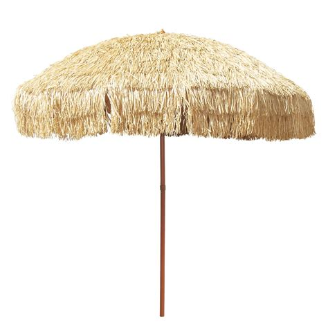 Umbrella For Patio 8 Hula Patio Umbrella Hawaii Style Umbrella For Pool Patio Ebay