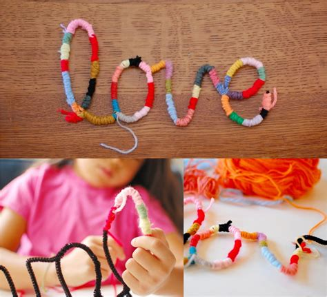 diy yarn crafts ebabee likes 3 colourful crafts for