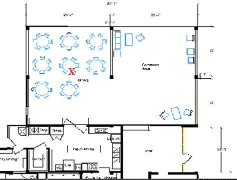 28 cafeteria floor plans floor plan for cafetarian eco dorm common spaces