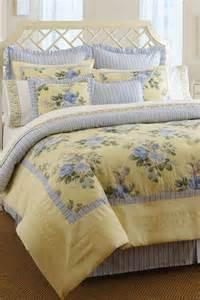 caroline comforter set yellow bedroom