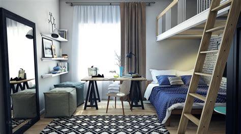 chambre lit mezzanine lit mezzanine un choix pratique confortable et moderne
