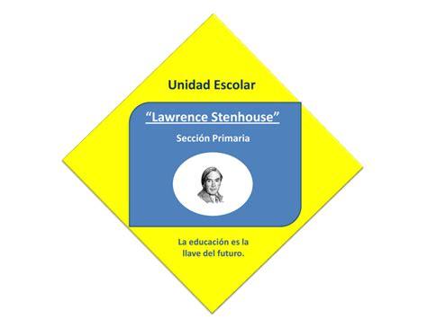 Modelo Curricular Que Propone Stenhouse escudo stenhouse