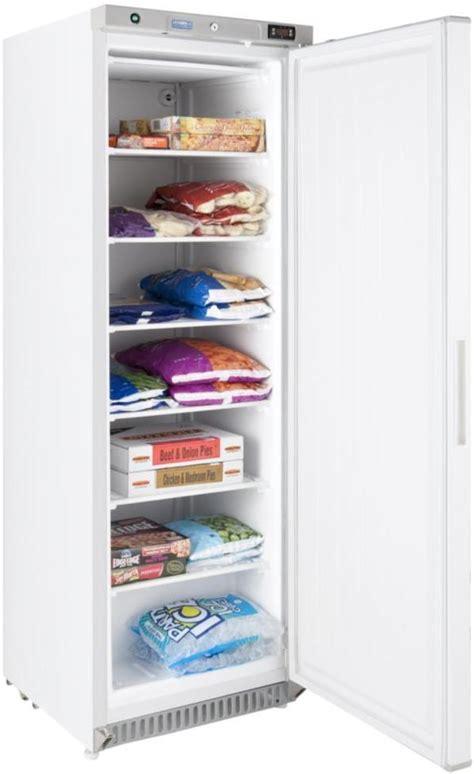 Freezer Sharp 400 Liter lec essenchill bfs400w 400 litre upright freezer