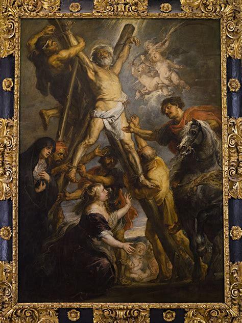 martirio renovaci 243 n de el martirio de san andr 233 s rubens wikipedia la