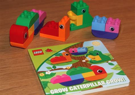 Buku Manual Lego Duplo Grow Caterpillar Grow 30 best images about lego on the alphabet healthy cupcakes and birthday cakes