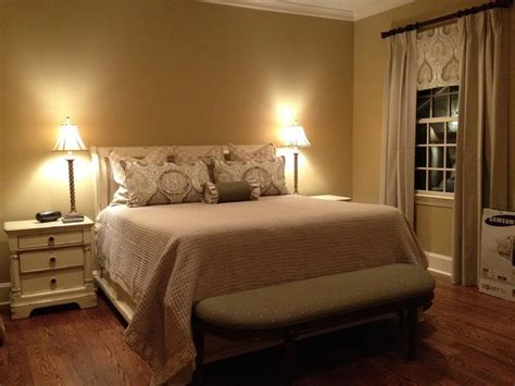gold neutral bedroom bedrooms