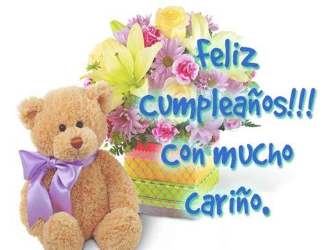 imagenes de flores happy birthday flores para cumplea 241 os im 225 genes oso mary pinterest